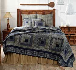Columbus Quilt - Luxury King