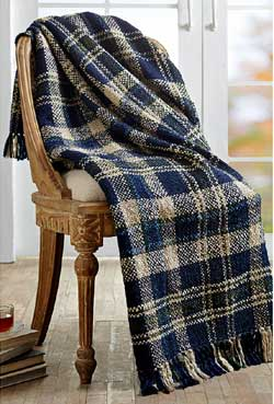 Columbus Woven Throw