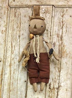 Billie Scarecrow Doll