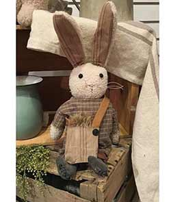 Clare Primitive Bunny Doll