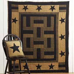 Delaware Quilted Throw