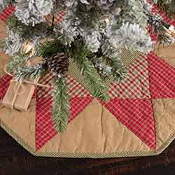 Dolly Star Mini 21 inch Tree Skirt