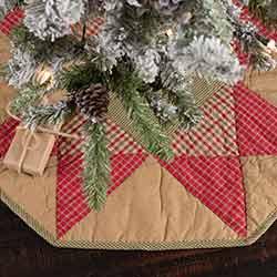 Dolly Star Mini 21 inch Tree Skirt