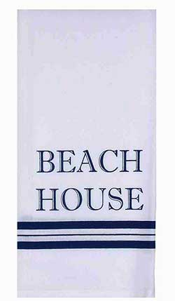 Beach House Towels (Set of 2)