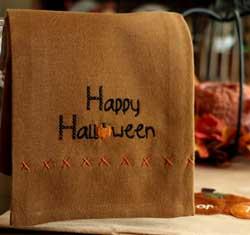 Raghu Happy Halloween Towel