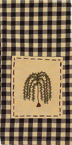 Under the Willow Tree Towel