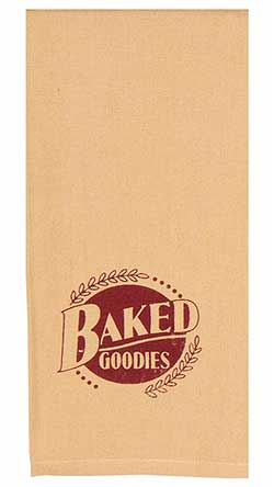 Baked Goodies Towels (Set of 2)