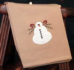 Snow Angel Towel