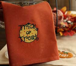 Raghu Trick or Treat Towel