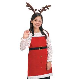 Santa Children's Apron