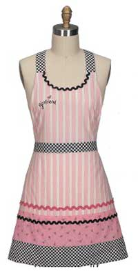Girlfriend Girly Apron