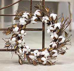 Cotton & Twig 18 inch Wreath