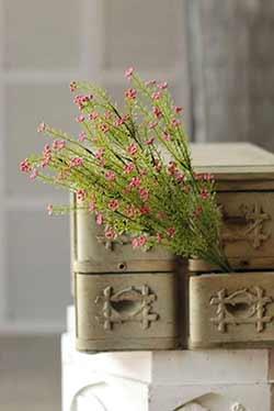 Pink Astilbe 20 inch Floral Bush
