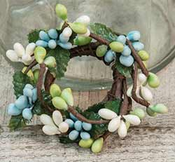 Coastal Pip Berry Ring - 1 inch