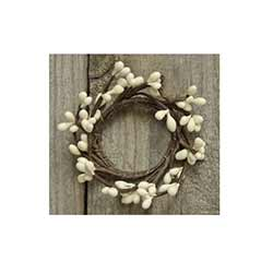 Ivory Pip Berry Ring - 1.5 inch