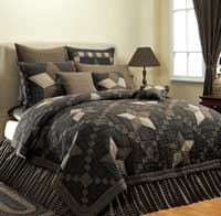 Farmhouse Star Quilt SET - Luxury King