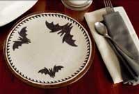 Victorian Heart Favorite Haunt Tablemat - 9 inch