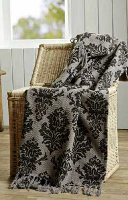 Florence Woven Throw