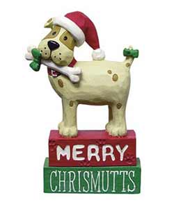 Merry Christmutts Dog