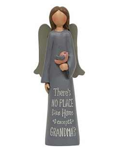 No Place Like Grandmas Angel