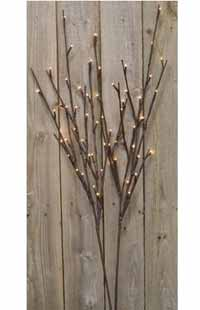 Willow Twigs LED Light Spray