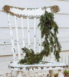 Elegant Spruce & Angel Pine 46 inch Hanging Vine
