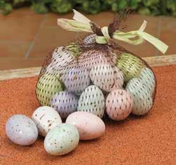 Mini Pastel Easter Eggs (Set of 24)