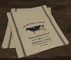 Lilac Mill Farms 36 inch Table Runner