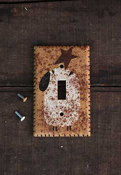 Sheep Switchplate Cover