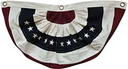 American Flag Bunting