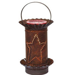 Rusty Star Mini Tart Warmer