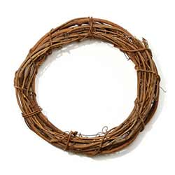 Grapevine Wreath - 12 inches