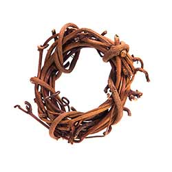 Grapevine Wreath - 2 inches