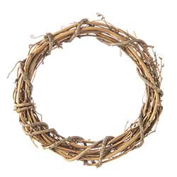 Grapevine Wreath - 8 inches