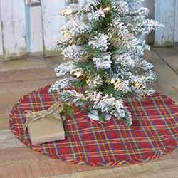 Galway Mini 21 inch Tree Skirt