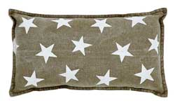 Gettysburg Multi-Star Pillow (Rectangle)