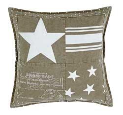 Gettysburg Block Pillow