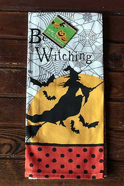 Be Witching Tea Towel