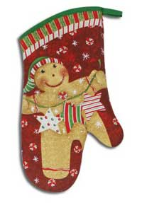 Sweet Treats Oven Mitt