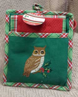 Woodland Owl Gift Set