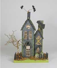 Haunting Halloween House