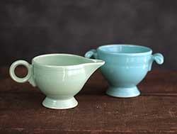One Hundred 80 Degrees 50's Sugar & Creamer Set