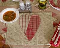 Heartland Placemats (Set of 2)