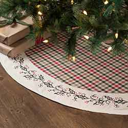 Hollis 48 inch Tree Skirt