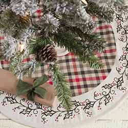 Hollis Mini 21 inch Tree Skirt