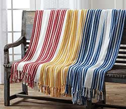 Catalina Woven Throw