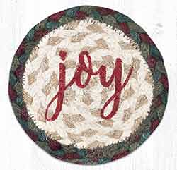 Joy Braided Coaster