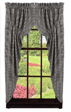 Rooster Prairie Curtain