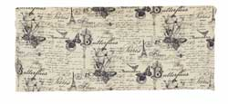 French Postcard Valance