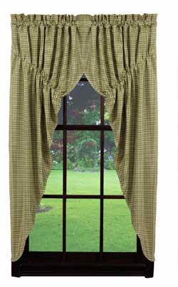 Apple Valley Prairie Curtain (63 inch)
